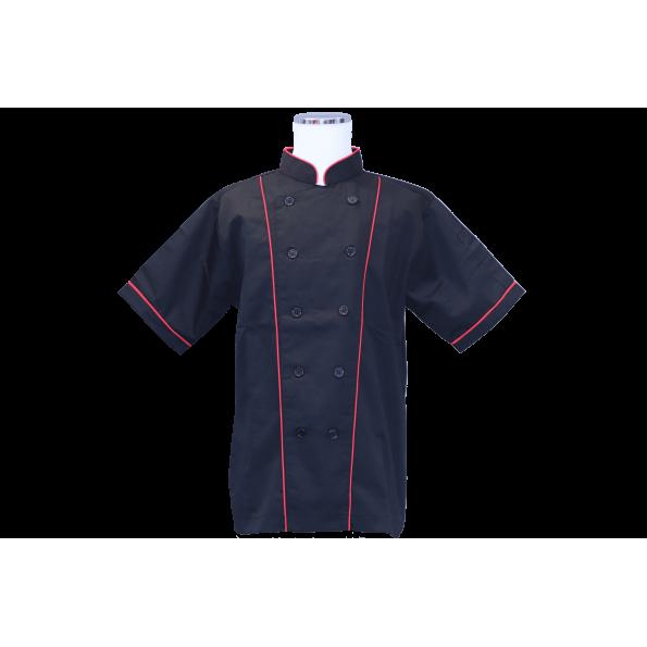 sy短袖廚師服(SYT0003)
